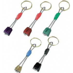 Rock Empire Llavero Fisurero Key Rings Alu