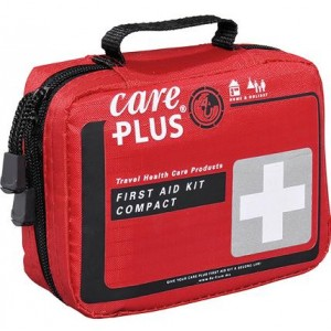 Care Plus Botiquín First Aid Kit Compact