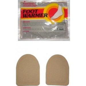 Jausun Foot Warmer