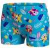 Speedo Boxer Jungle Terry Allover Digital Aquashort Infantil