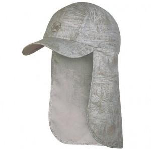 Buff Bimini Cap Zinc Silver Grey