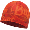 Buff Microfiber Hat Logo Orange Fluor