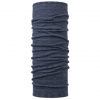 Buff Merino Wool Edgy Denim