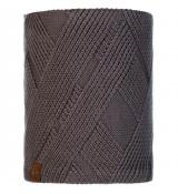 Buff Neckwarmer Knitted Polar Raisa Grey Castlerock