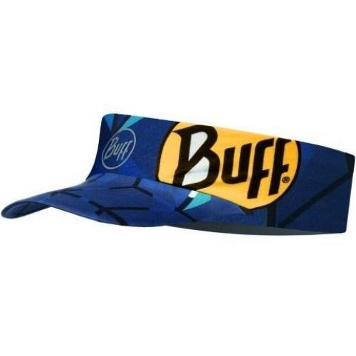 Buff Pack Run Visor R Helix Ocean