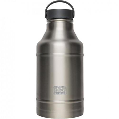 360º Botella Termo Inox Growler 1.8 L