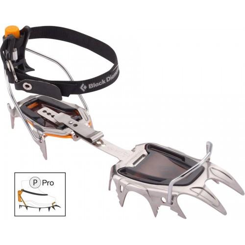 Black Diamond Sabretooth Pro Crampons