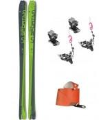 La Sportiva Esquís Stelvio 85 LS + Fijaciones Dynafit Speed Radical + Pieles