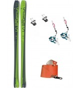 La Sportiva Esquís Stelvio 85 LS + Fijaciones Dynafit Speed Turn + Pieles
