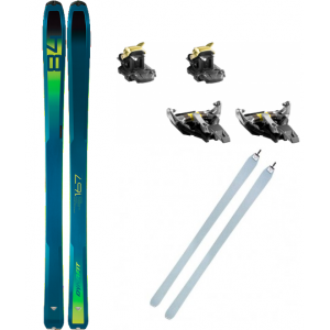 Dynafit Speedfit 84 + TLT Speedfit + Pieles