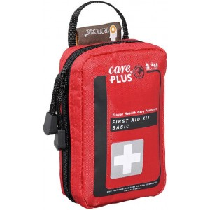 Care Plus Botiquín First Aid Kit Basic