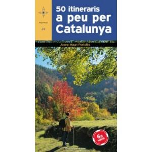 50 Itineraris a Peu per Catalunya