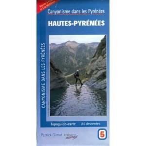 Barranquismo en el Pirineo Hautes Pyrénées