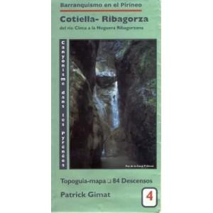 Barranquismo en el Pirineo Cotiella Ribagorza