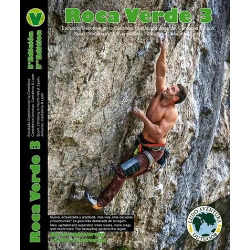 Roca Verde. Escalada Deportiva en la Cordillera Cantábrica
