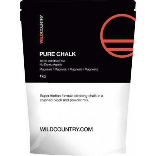 Wild Country Magnesio Pure Chalk 1 Kg