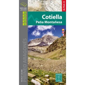 Alpina Cotiella Peña Montañesa