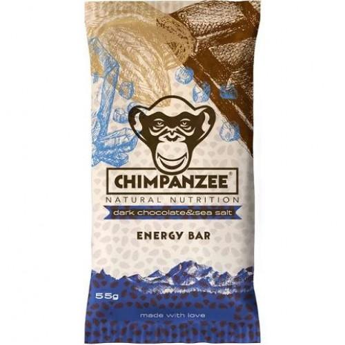 Chimpanzee Barrita Chocolate y Sal Marina 55g