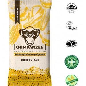 Chimpanzee Barrita Plátano y Chocolate 55g