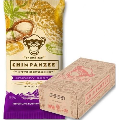 Chimpanzee Barrita Cacauhete Crujiente 20 x 55g