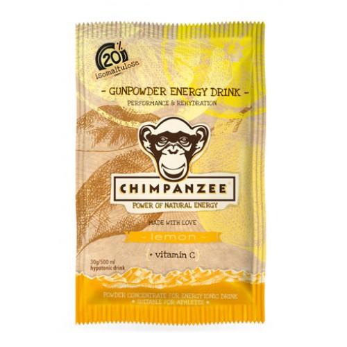 Chimpanzee Gunpowder Energy Drink Limón