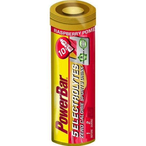 Powerbar 5 Electrolytes Frambuesa Granada