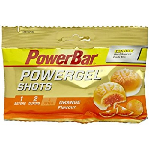 Powerbar Shots C2MAX Orange