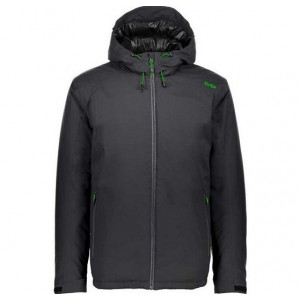 CMP Campagnolo Man Jacket Fix Hood