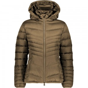CMP Campagnolo Woman Jacket Snaps Hood