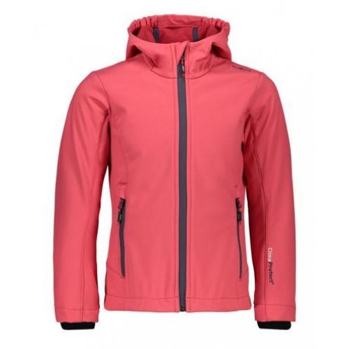 CMP Campagnolo Girl Jacket Fix Hood