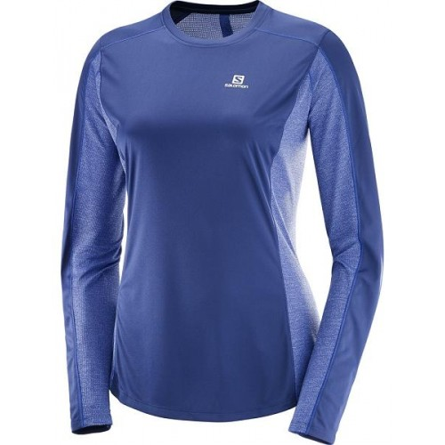 Salomon Agile LS Tee Women